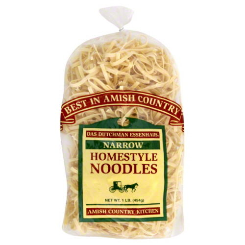 ESSENHAUS NOODLE NARROW-16 OZ -Pack of 6