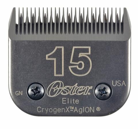 Elite No. 15 Clipper Blade - 78919-526