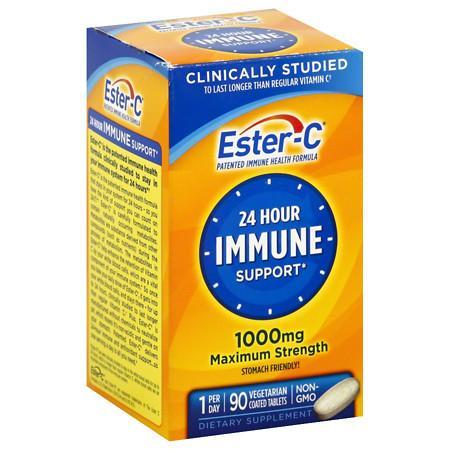 Ester C Vitamin C 1000 mg Tablets - 90.0 ea