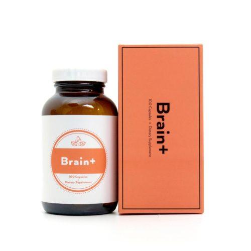 F705 Brain Plus Supplement, 100 Capsules