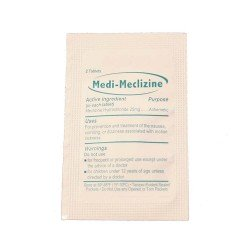 FAMM CS 100 Motion Sickness Packs