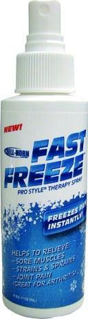 FastFreeze ProStyle? Therapy Spray 4oz