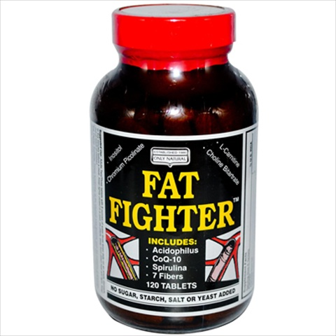 Fat Fighter - 120 Tablets