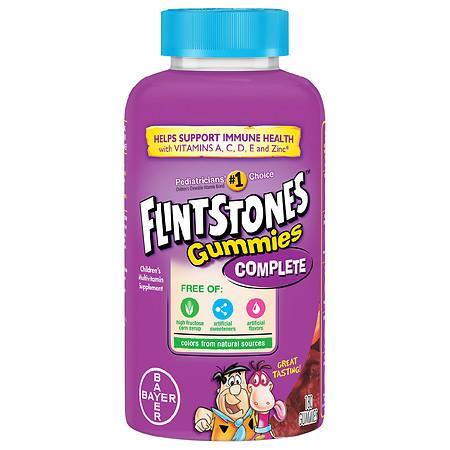 Flintstones Children's Complete Multivitamin Gummies - 180.0 ea