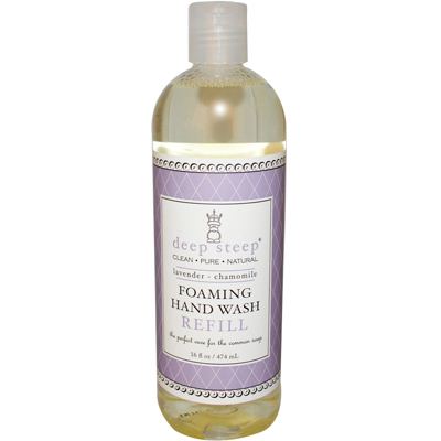 Foaming Hand Wash Refill - Lavender Chamomile - 16 oz