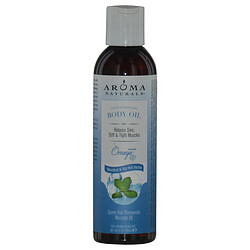 FragranceNet 270762 Menthol & Icy Hot Herbs Aromatherapy 6 oz Sports Rub Therapeutic Massage Oil