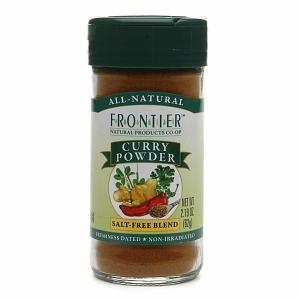 Frontier Herb Curry Powder 2.08 Oz