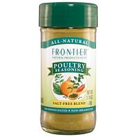 Frontier Herb Poultry Seasoning 1.2 Oz