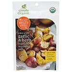 Frontier Natural Products 15732 Garlic & Herb Vegetable Seasoning Mix Organic