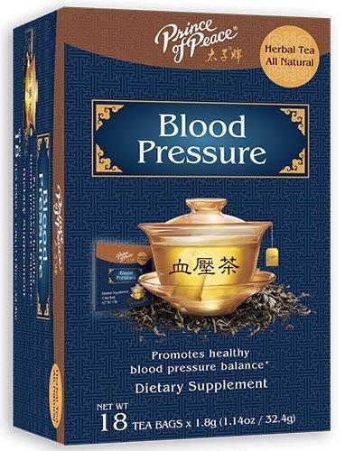 Frontier Natural Products 229175 Blood Pressure Herbal Tea 18 Tea Bags