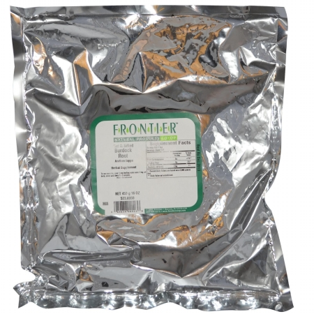 Frontier Natural Products 523 Burdock Root, Cut & Sifted