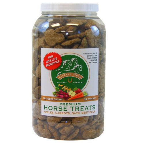 GGCJ 3.5 lbs Premium Horse Treats Jar