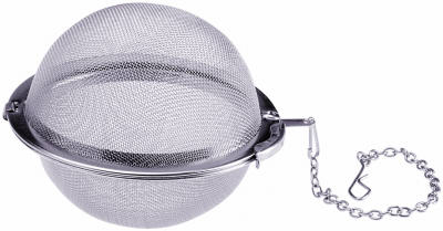 GT-3944 3 in. Stainless Steel Herb Ball