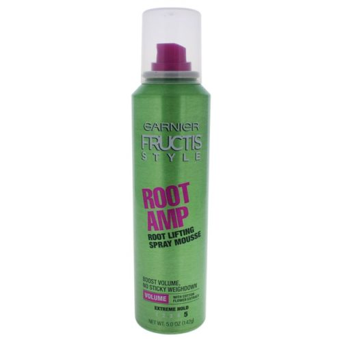 Garnier U-HC-11334 5 oz Root Amp Root Lifting Spray Mousse Extreme Hold for Unisex