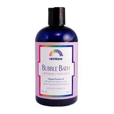Gentle Bubble Bath Formula - Lavender And Chamomile - 12 Oz