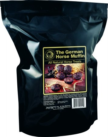 German Horse Muffin All Natural Horse Treats 6 Pound 1001006
