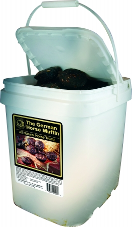 German Horse Muffin All Natural Horse Treats 7 Pound 1001007