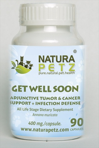 Get Well Soon - All Life Stages - 90 capsules - 400 mg per capsule