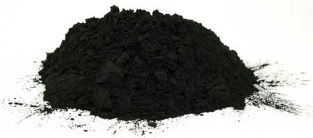 H16ACTCP 1oz Activated Charcoal Powder 1618 Gold