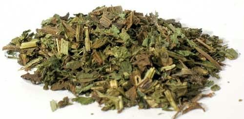 H16COMLC 1oz Comfrey Leaf Cut Certified Organic - Symphytum Officinale