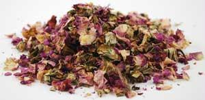 H16ROSP 1oz Pink Rose Petals - Rosa Gallica