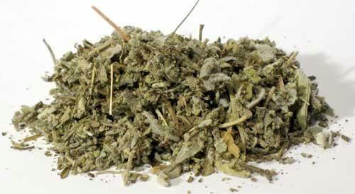 H16SAGW 1oz Sage Leaf Cut - Sage Officinales