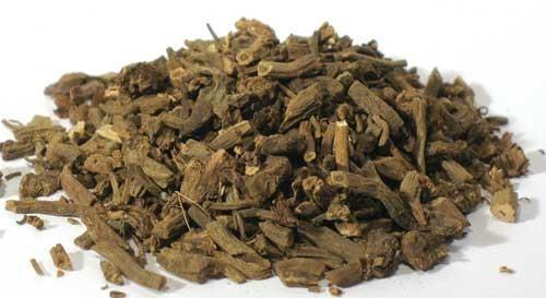 H16VALC 1oz Valerian Root Cut - Valeriana Officinalis