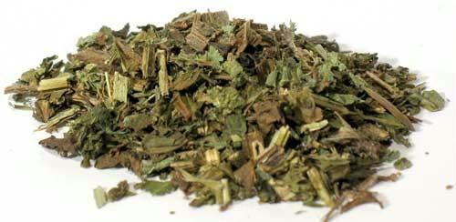 HCOMLCB 1lb Comfrey Leaf Cut - Certified Organic