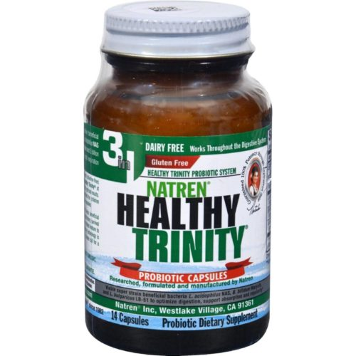 HG0107631 Healthy Trinity Dairy Free - 14 Caplets