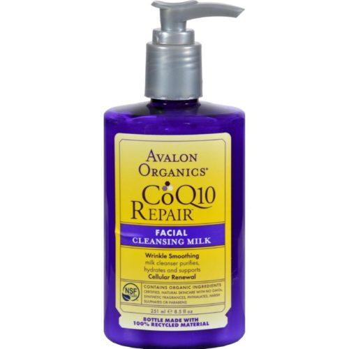 HG0137885 8.5 fl oz Organics Coq10 Facial Cleansing Milk