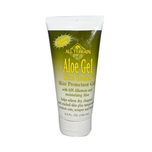 HG0146316 5 fl oz Aloe Gel Skin Relief
