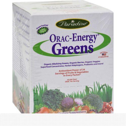 HG0164459 3.2 oz Orac Energy Greens
