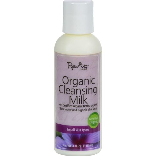 HG0177337 4 fl oz Organic Cleansing Milk