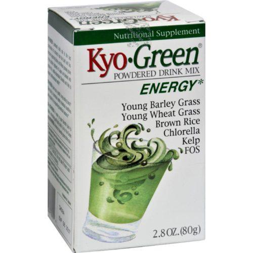 HG0188904 2 oz Kyo-green Energy Powdered Drink Mix