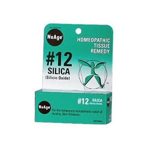 HG0346544 Nuage No. 12 Silica, 125 Tablets