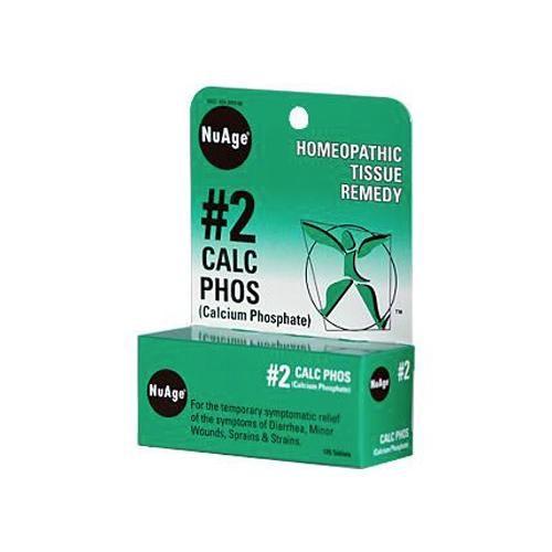 HG0346783 No 2 Calcium Phosphate - 125 Tablets