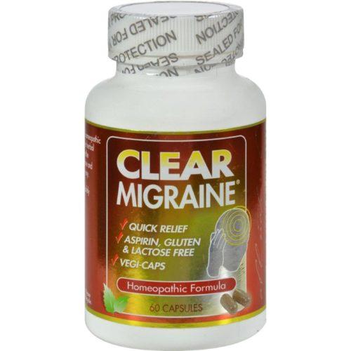 HG0408856 Clear Migraine - 60 Capsules