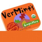 HG0445957 1.41 oz Breath Mints All Natural, Gingermint - Case of 6
