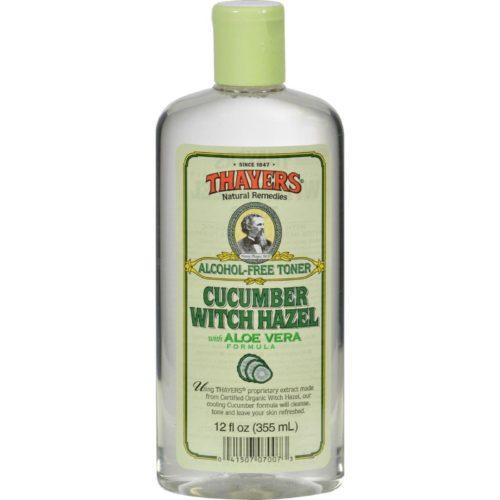 HG0458828 12 fl oz Witch Hazel with Aloe Vera Cucumber
