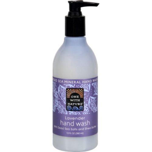 HG0520817 12 fl oz Dead Sea Mineral Restorative Hand Wash - Lavender