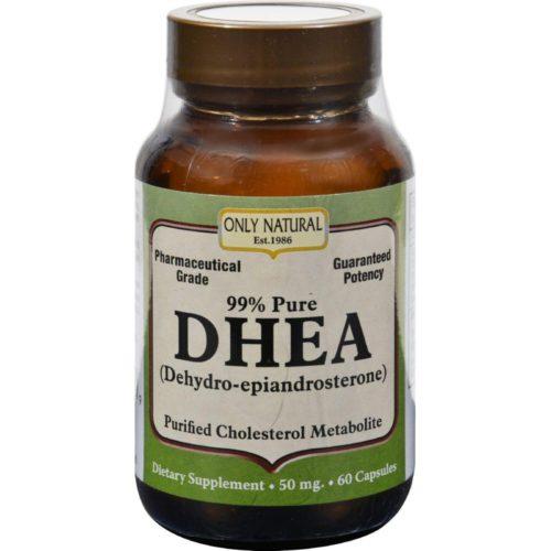 HG0525956 50 mg Dhea - 60 Capsules
