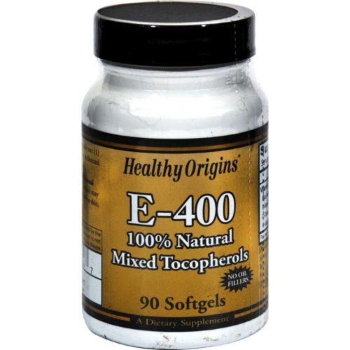 HG0527937 E-400 - 400 Iu, 90 Softgels