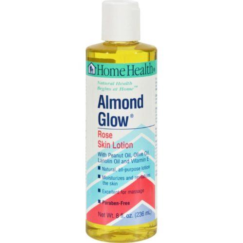 HG0528661 8 fl oz Almond Glow Skin Lotion - Rose
