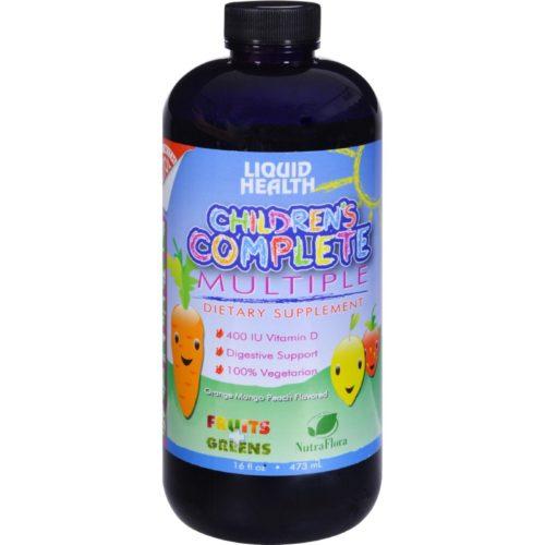 HG0551432 16 fl oz Liquid Health Childrens Complete Multiple
