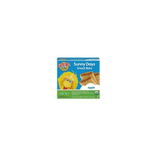 HG0557215 5.3 oz Sunny Days Apple Snack Bars, Case Of 6