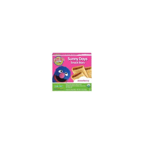HG0557231 5.3 oz Sunny Days Strawberry Snack Bars, Case Of 6