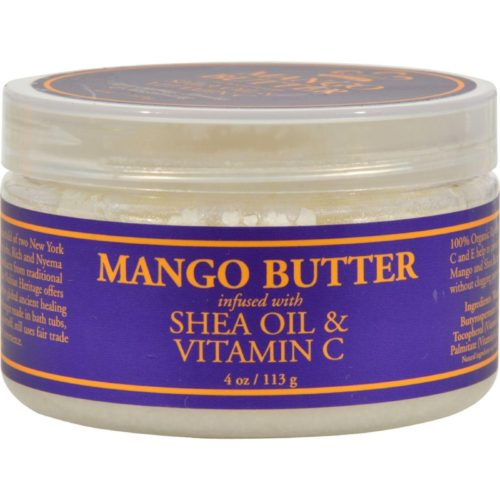 HG0567784 4 oz Mango Butter Infused with Shea Oil & Vitamin C