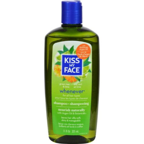 HG0587717 11 fl oz Whenever Shampoo Green Tea & Lime