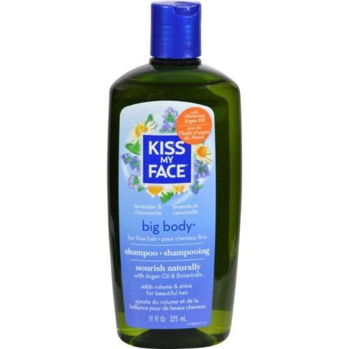 HG0587733 11 fl oz Big Body Shampoo Lavender & Chamomile