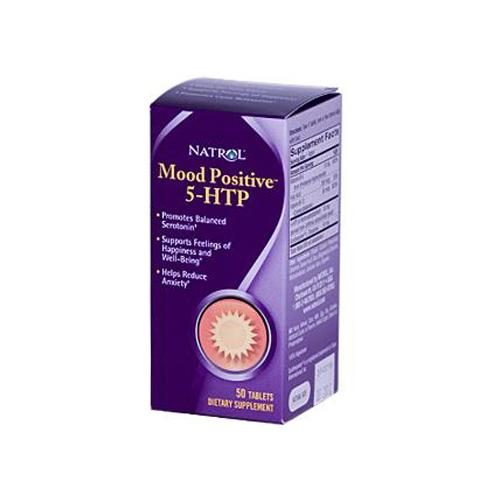 HG0592832 Mood Positive 5-HTP - 50 Tablets